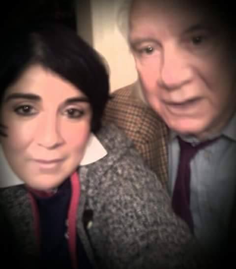 Anto Torres riabbraccia il professor Lucarelli