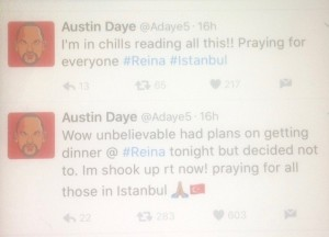 I tweet di Austin Daye
