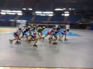 I Campionati Velocità Indoor del 2016