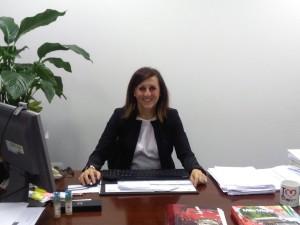 Antonella Mati, direttrice dell'Aci di Pesaro