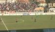 L'esultanza di Costantino al gol dell'1-0
