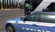 Polizia stradale bus irregolari