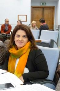 Francesca Frenquellucci, neoconsigliere comunale