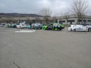 Rally Drift Show