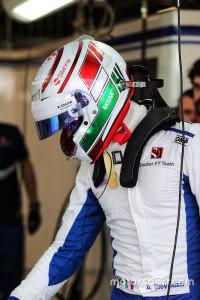Antonio Giovinazzi riporta il tricolore come pilota in F.1