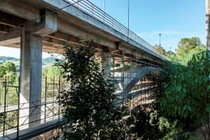 Cantiere Ponte dei Conciatori di Urbania