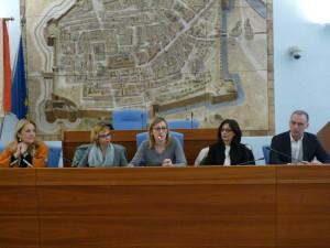 Foto protocollo anti-violenza