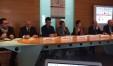 Un momento della conferenza stampa di Formaconf sul corso Social Media