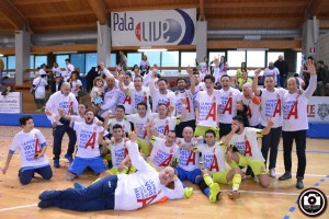Il trionfo dell'Italservice PesaroFano 00032