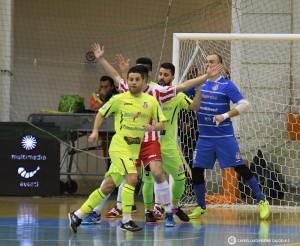 Italservice PesaroFano (foto Cassella-Divisione calcio a 5)