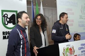 Matteo Bertini, Consuelo Manifesta e Massimo Bellano
