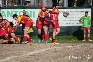 Pesaro Rugby perde con Prato