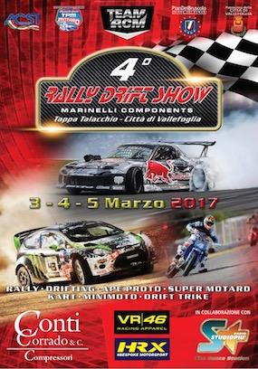 Rally drift show 285x408