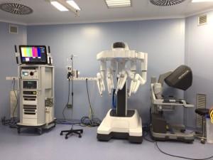 Sistema Robotizzato Da Vinci