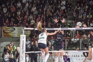Lardini Filottrano-myCicero Volley Pesaro: coppa Italia A2