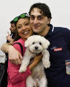Happy con Katya e Matteo fotografati da Eleonora Ioele