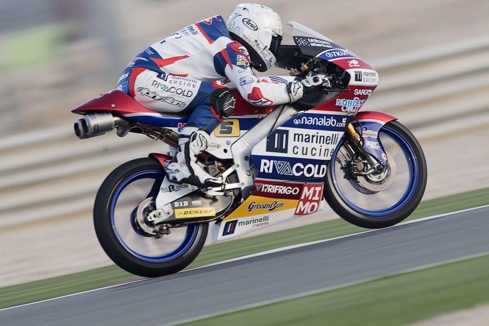 Moto3, Fenati chiude in settima posizione il Gran Premio d'Argentina