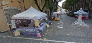 Piazzale Collenuccio (screenshot da Google Maps)