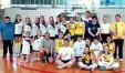 L'Under 13 Woodstock del Volley Pesaro e l'U14 GVT Urbino e SoSport