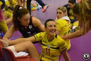 myCicero Volley Pesaro-Trento (foto Filippo Baioni) 00030
