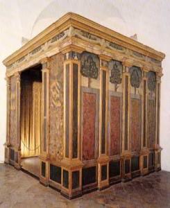 Alcova di Federico da Montefeltro