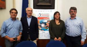 Luciano Cecchini, Franco Brasili, Caterina Del Bianco, Fabio Franchini