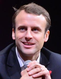 Emmanuel Macron (foto tratta dal web)