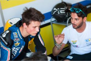Edoardo Sintoni e Alessandro Tonucci