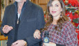 Stefano Tacconi e Luce Caponegro