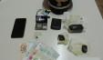 La droga e i soldi sequestrati dai carabinieri