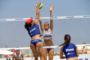 sand volley