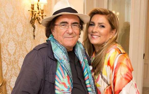 Al Bano Carrisi difende Loredana Lecciso, nessun ritocchino alle foto insieme