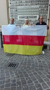 Pesaro onora l'Ossezia del sud