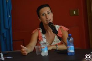 L'assessore Sara Mengucci (Foto Filippo Baioni)