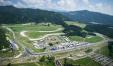 Il circuito di Spielberg in Austria
