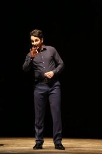 Gurgen Baveyan sogna di tornare al Rof e magari cantare Figaro (Foto Amati Bacciardi)