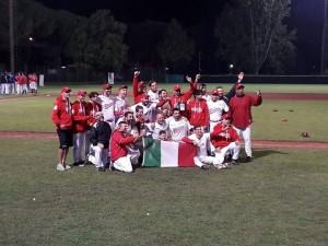 Baseball club Pesaro