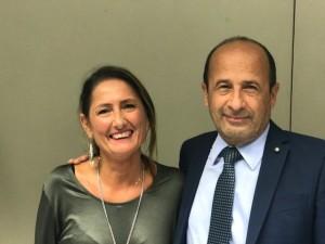 Barbara Marcolini e Amerigo Varotti