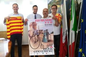 Presentazione del Premio Biciclo ottocentesco