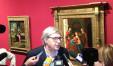 Vittorio Sgarbi a Urbino per Rinascimento Segreto