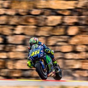 Valentino Rossi (foto tratta da Fb Valentino Rossi VR46 Official)