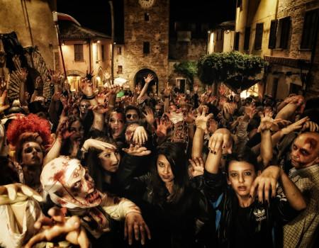 Zombie Walk Gradara