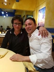 Ramiro e Pizza