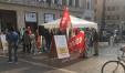 sindacati in piazza