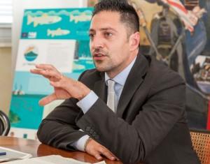 Daniele Tagliolini presidente Provincia Pesaro e Urbino