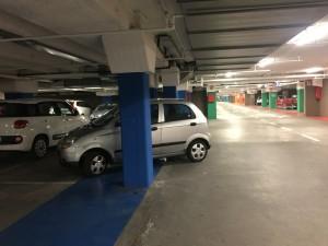 Parcheggio del mese alla Coop