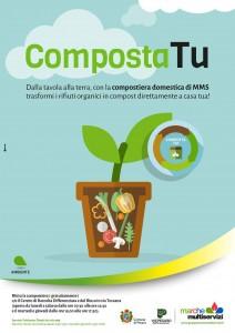 Locandina Compost Domestico
