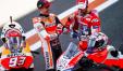 Marc Marquez e Andrea Dovizioso, due grandi campioni