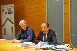 Amerigo Varotti e Davide Ippaso