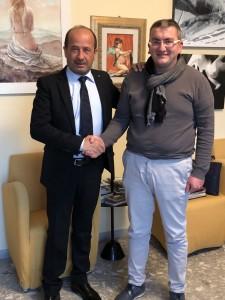 Amerigo Varotti e Damiano Bartocetti